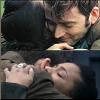 Dr Who - FoB Ten/Martha hug