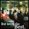 fob- we're only liars