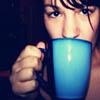 me // tea drinker