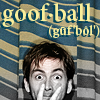 Doctor Who - Goof Ball