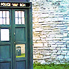 Doctor Who - Blue Box