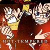 hot-tempered