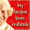 POTC gillette my fandom loves redheads