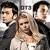 Ten/Rose/Jack - OT3