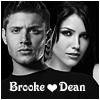 Crossover OTP - Brooke/Dean