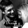 Nicole: Buffy/Dean - B & W