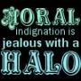 Carrie Leigh: Moral Indignation