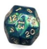 30-sided die