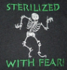 Julie Zetterberg Sardo: Sterilized With Fear!