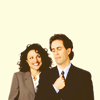 Seinfeld: Jerry and Elaine