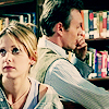 Giles/Buffy library