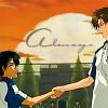 prince of tennis - ryoma & tezuka