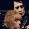 Madam Mina: Edward Scissorhands