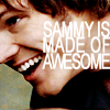 Sandy: sam awesome by keb91