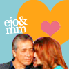 Mary McDonnell and Edward James Olmos