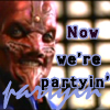 a Partying - by Chance of Rayne