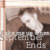 September, angst