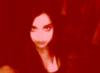 devil, red, morticia
