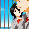 i might be barely breathing, but i'm not dead.: rukia+ichigo // hey love