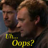eveningblue: SGA Sheppard McKay Uh Oops?