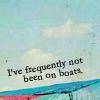 tom stoppard, boats