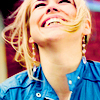 Rose Tyler: Giggle!squee (Poodle skirt)