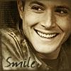 Mara: dean smile