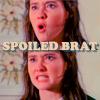 chinesebakery: Brenda spoiled brat