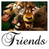 Valentine: Madagascar: Friends
