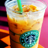 Stock-Starbucks iced coffee