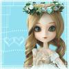 amalthea: pullip blanche