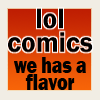lolcomics flavor
