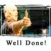 Corinna: well done