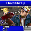 cid blows shit up