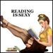Lerah: reading is sexy