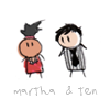 martha/ten // comic