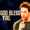 { dane cook } god blesseth