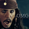 Me: POTC - Jack Sparrow OMG!