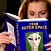 All the letters I can write: From Outer Space