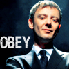 DW: The Master wants you to OBEY.