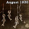 Pink Haired Zombie Deluxe: RoR- August 1930