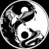 Yin Yang (bird & snake)