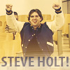 Kelly: AD: Steve Holt