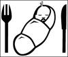 eat baby