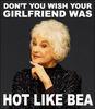 bea arthur is hot