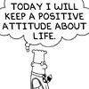 Dilbert positive attitude