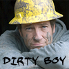 Azmyth: MIke Rowe (dirty)