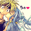 The Queen of Lame and Typo Errors.: sarai/mizuno; *chu~*