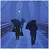 Жизнь за открытой дверью: Brooklyn Bridge
