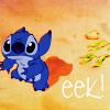 [Disney]  Stitch: eek!